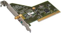 BluePCI: The only Bluetoth PCI Card worldwide. Supports Windows and Linux
