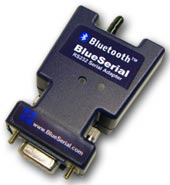 BlueSerial Standard Adapter fits 90% of all wireless projects